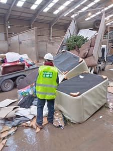 House Clearance Waste From Exeter