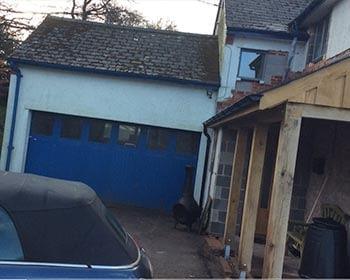 Asbestos roof slates