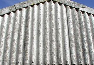 Corigated Asbestos