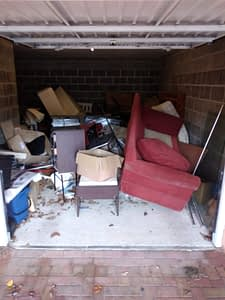 Torquay garage clearance