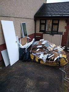 Crediton rubbish removal