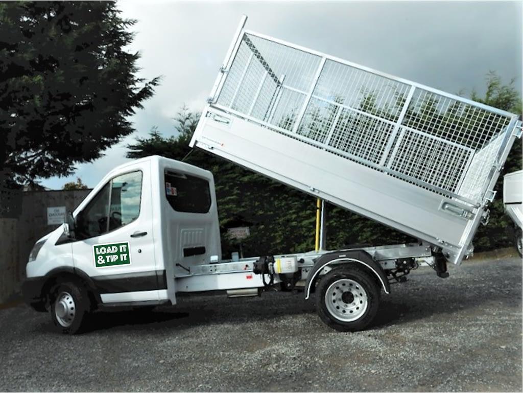 Waste Disposal Truck